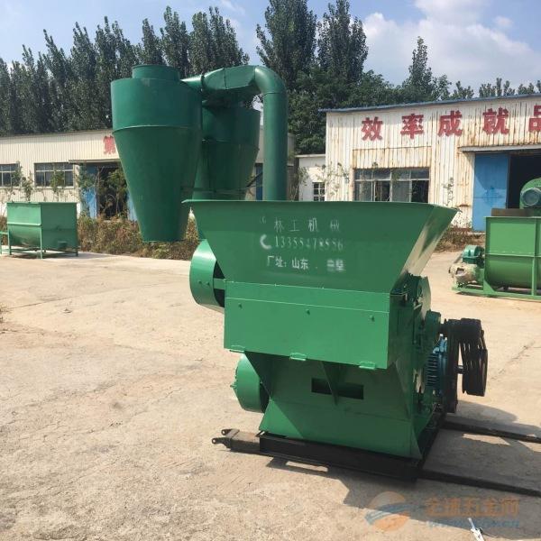 盈江县养殖场粉碎机视频