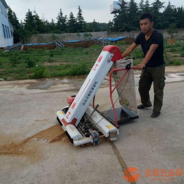 汉中市收谷装袋机多少钱一台