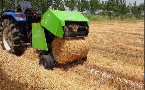 水稻秸秆打捆机