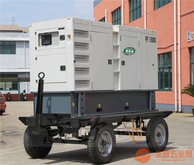 静音意欧鲍50千瓦柴油发电机价格