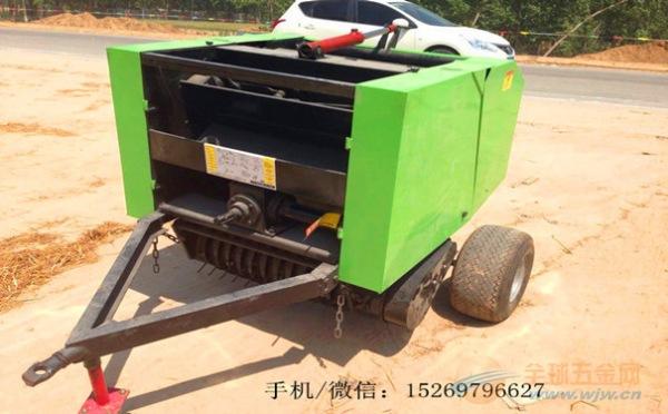 广州麦草秸秆打捆机供应商