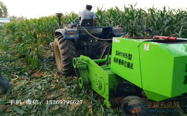 佛山小麦秸秆打捆机生产厂