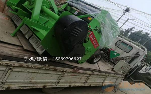 杭州麦秆打捆机打包机价钱