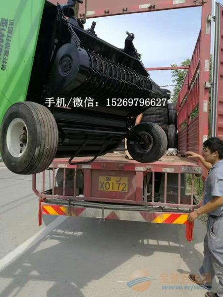 上海秸秆粉碎打捆机批发商