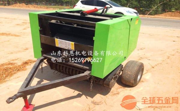 重庆小麦秸秆打捆机价格