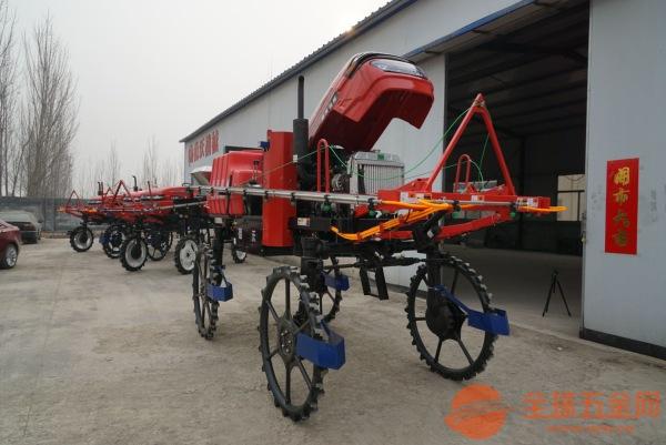 安徽自走式小麦打药机生产厂家
