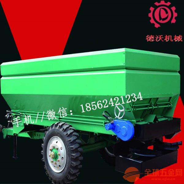 农家肥厮肥撒肥车