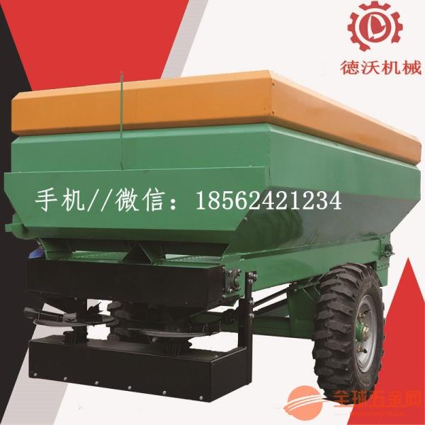 阿克苏地区大型牛羊粪便抛洒机专业撒肥机生产厂家