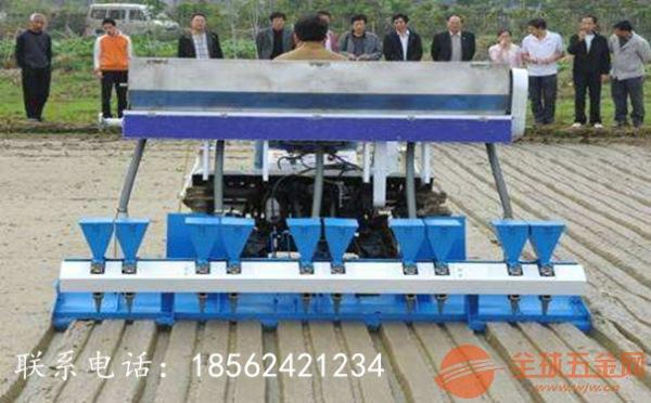 新型水稻种植机械水稻精量直播机厂家直销