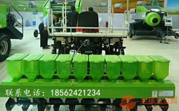 全新一代水稻播种条播机价格