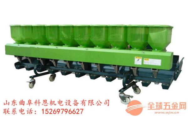 高效率大型水稻播种机厂家水稻精量播种机图片