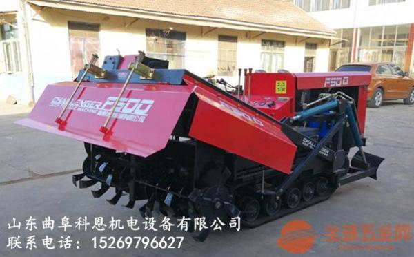 治理大棚土壤板结的农机具德沃牌大棚深翻换茬机