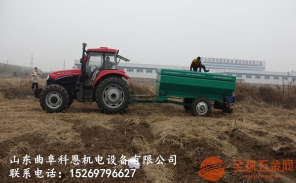 淄博新型农家肥有机肥撒肥机哪里生产