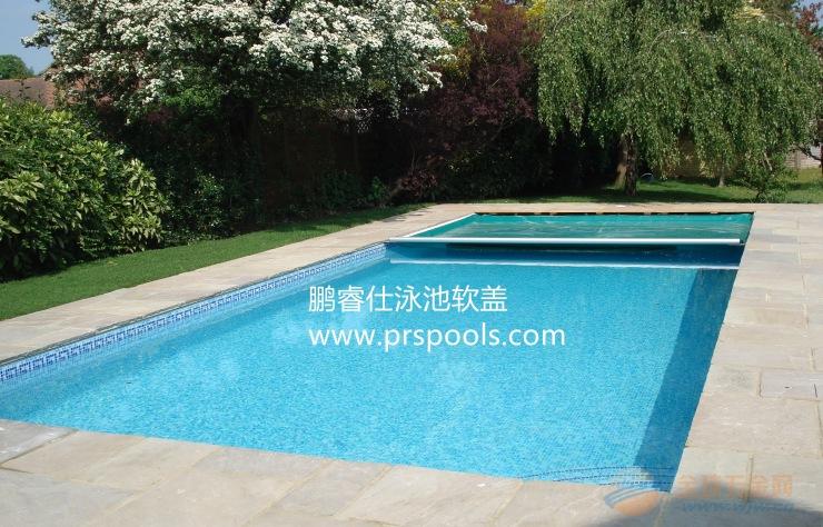 游泳池安全盖 泳池电动安全盖 泳池安全盖膜推荐厂家 定制方案