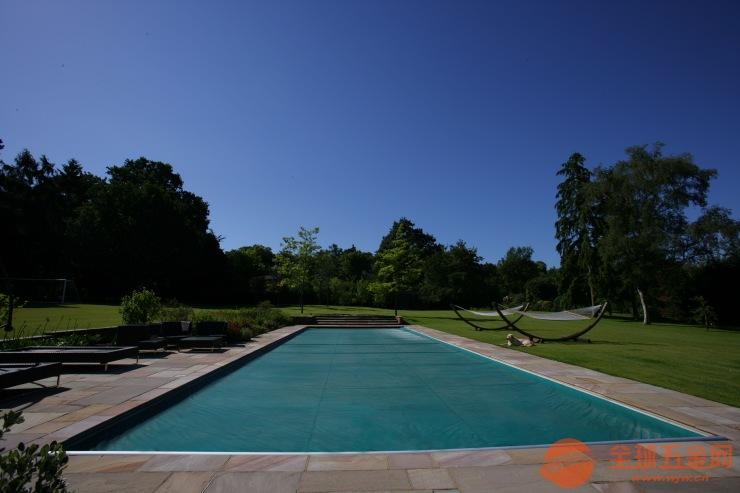 auto pool cover 自动泳池盖