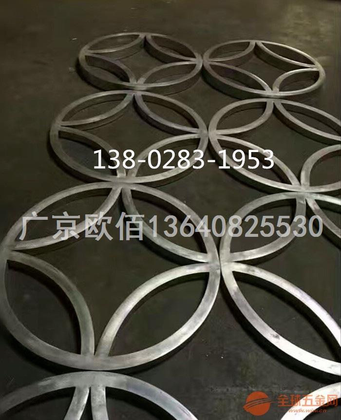 广京欧佰设计冲孔铝单板拼花