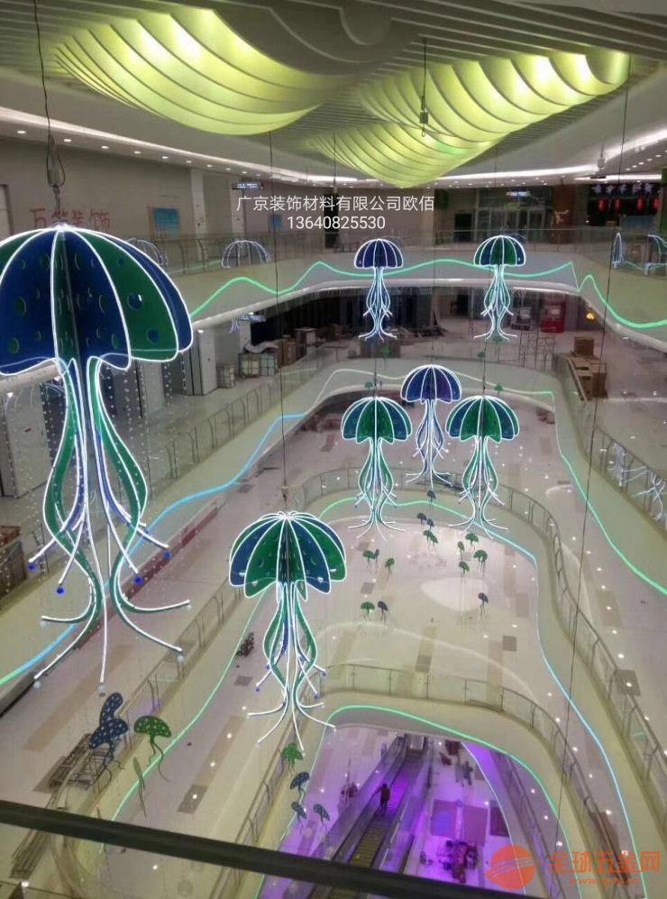 广京欧佰设计内外墙装饰不订尺木纹铝方通畅销全球