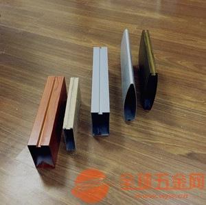 广西梧州木纹铝方通供应商产品质量 20*90铝方通