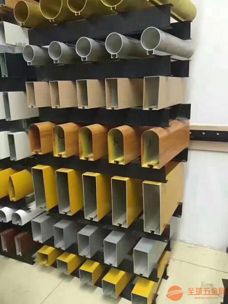鋁方通吊頂長度一般可以做多長 廣州富騰鋁方通廠家 規格可任意定制