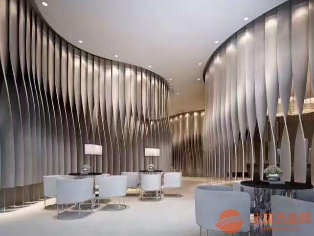 定制加工6063木纹装饰铝方通喷涂热转印铝方通 广州富腾铝方通价格