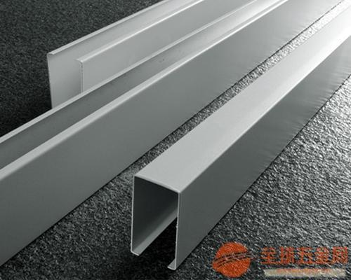 鋁方通價格不怕比 廣州富騰專業鋁方通生產廠家 價格實惠 全國配送