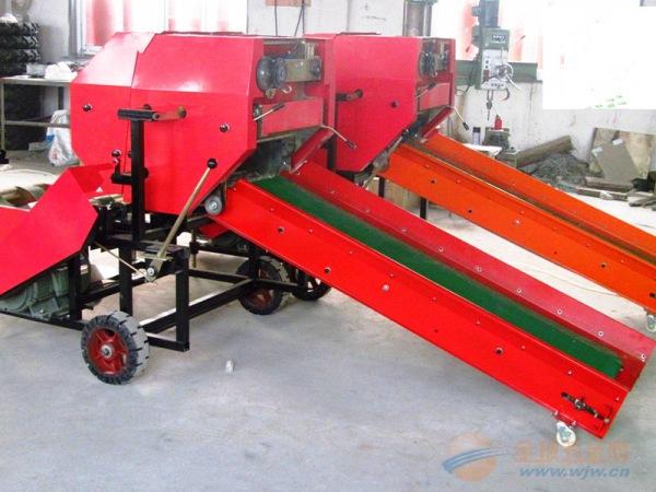 城区麦秸打捆机厂家 麦秸打捆机报价 出售麦秸打捆机