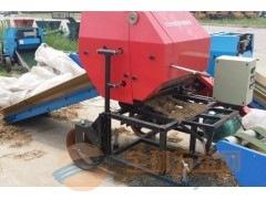定兴县林工机械自走式秸秆打捆机 小型秸秆打捆机 捆草机