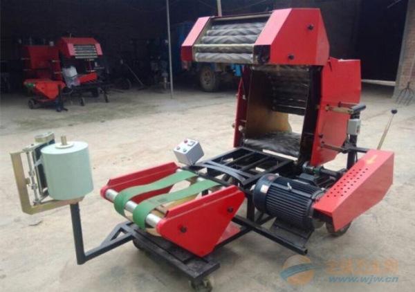 安新县林工机械小麦秸秆打捆机价钱 小麦秸秆捡拾打捆机 秸秆打捆机