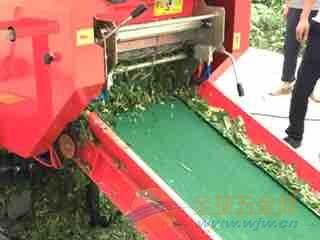 林工机械惠州牧草打捆机 捡拾打捆机 打捆机打捆机价钱
