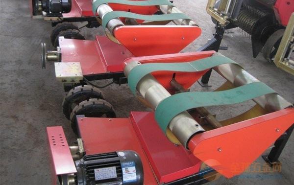 伊犁州农机机械秸秆机 青储机价格 打捆机视频图片