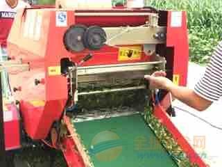 林工机械曲阳县秸秆捡拾打捆机 玉米青储机 麦草打捆机价钱
