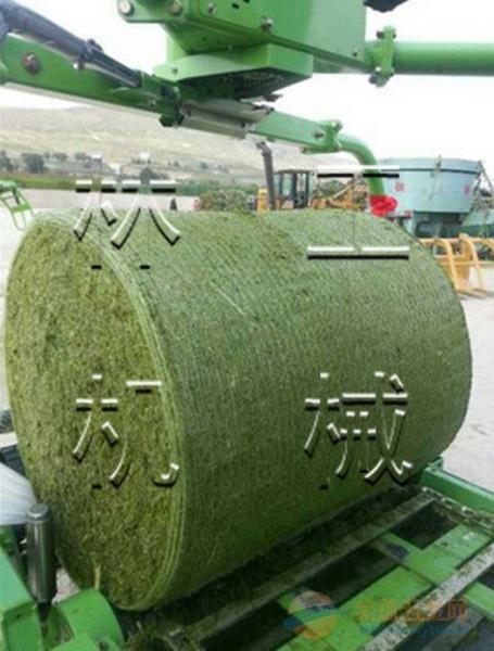 金湖县捡拾打捆机 青储机厂家牧草打捆机 秸秆打包机价