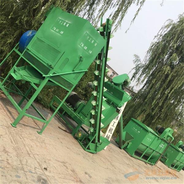 卖的最多的九江县家禽饲料颗粒机 成套机械