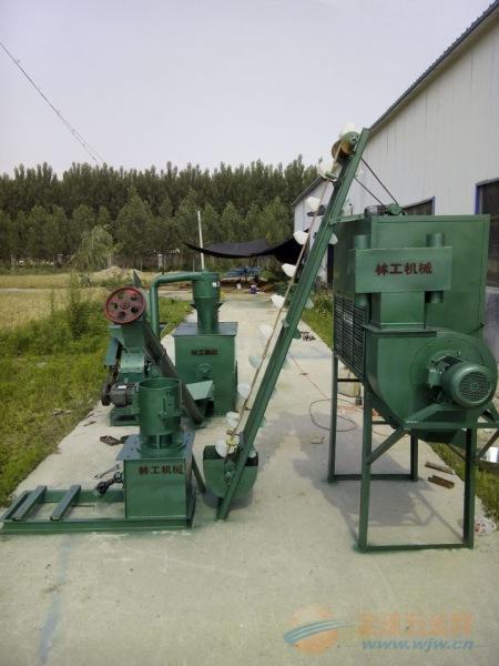 林工机械厂浔阳区养兔颗粒饲料机 造粒设备