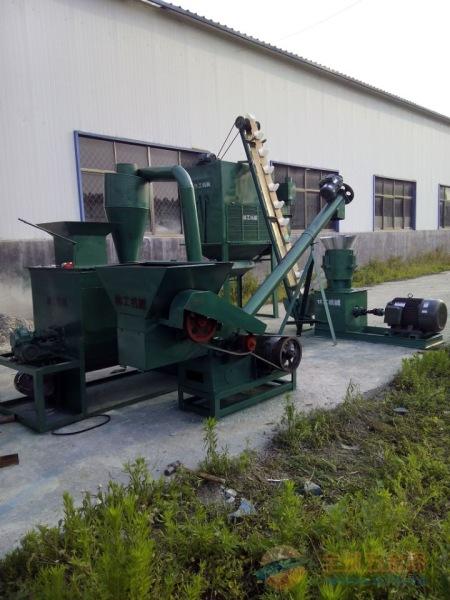 哪里的好榆社县家禽饲料加工设备颗粒饲料机械