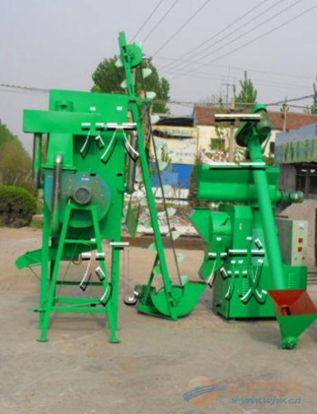 林工机械白玉县饲料颗粒机械 猪饲料设备 颗粒燃料厂家 秸秆颗粒机