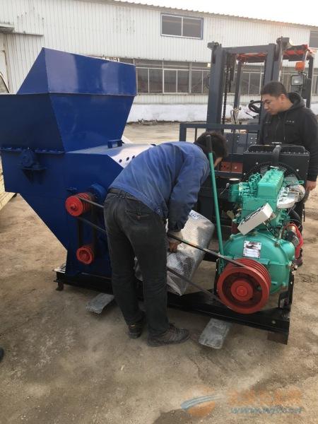 铁西区供应粉碎机 粮食粉碎机 自动进料粉碎机 林工机械厂