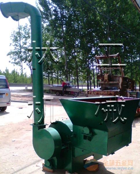 清流县秸秆破碎机 粉碎机厂家 自动拨料粉碎机林工机械