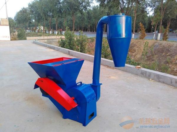 沙河口区玉米秸秆饲料机 小型粉碎机 自动喂料粉碎机卖的最多的