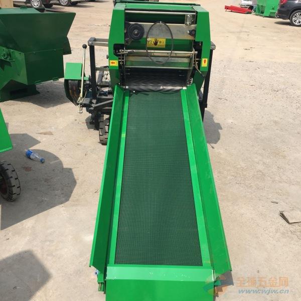 武威林工机械牧草打捆机 捡拾打捆机 打捆机打捆机价钱