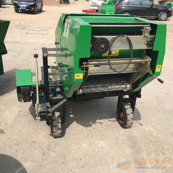 科尔沁区捡拾打捆机 青储机厂家牧草打捆机 秸秆打包机