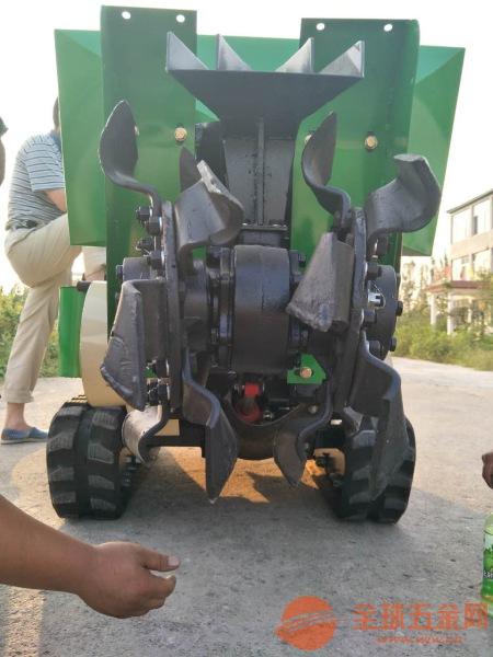 赣州市林工机械果园开沟施肥机图片
