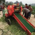 林工机械济源打捆包膜机制造商 全自动打包机厂家 草捆机