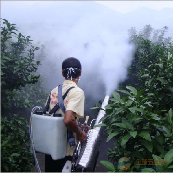 背负式汽油弥雾机 脉冲式烟雾机 果树弥雾机厂家
