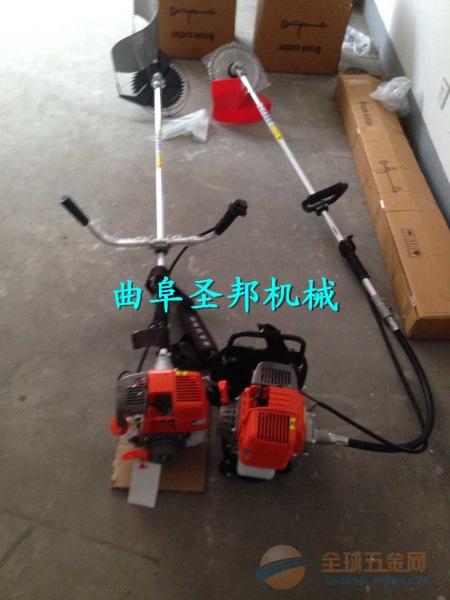 新型多功能背负式割草机,山地开荒专用割草机