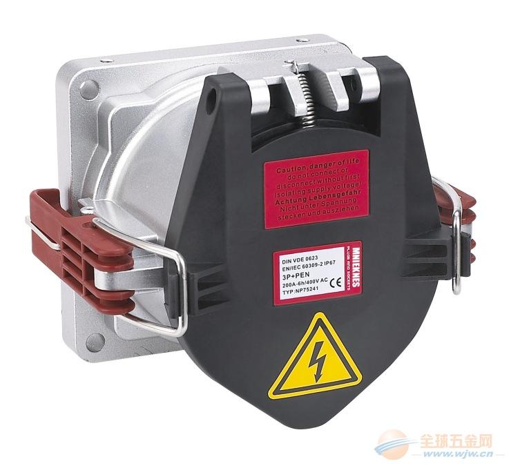 200A插座-大电流产品报价