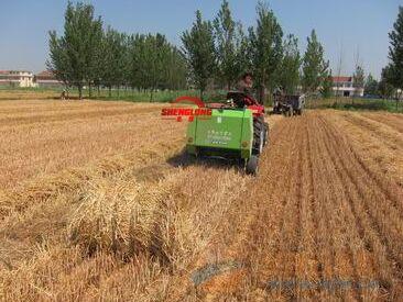 临河小麦秸秆打捆机批发价