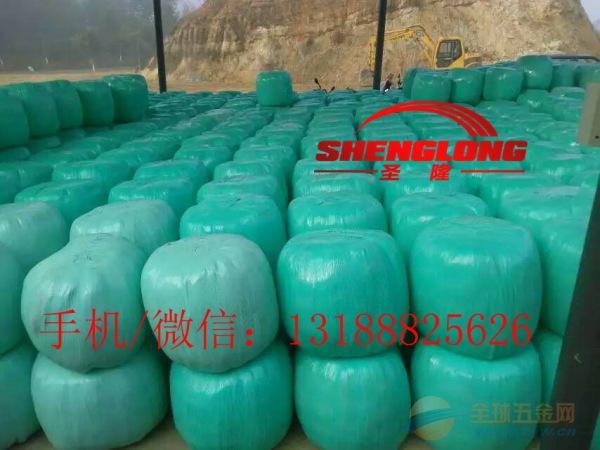 质量可靠的圆捆青贮打包机秸秆青贮打捆机厂家直销