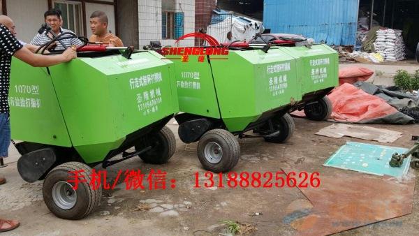 玉环县小麦秸秆打捆机技术参数