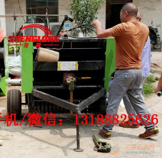 本溪小麦秸秆打捆机技术参数